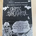 Cryptic slaughter - flyer Other Collectable