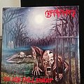 Baphomet - The dead shall inherit (first press)  Tape / Vinyl / CD / Recording etc