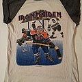 Iron Maiden - Canadian Tourshirt 87