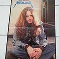 Cliff Burton old poster