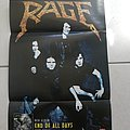 Rage - Other Collectable - Rage Promotion poster