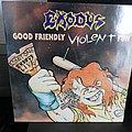 Exodus — good friendly violent fun lp Tape / Vinyl / CD / Recording etc