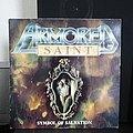 Armored Saint - Tape / Vinyl / CD / Recording etc - Armored Saint - symbol lp