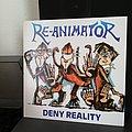 Re-animator - Deny reality Tape / Vinyl / CD / Recording etc