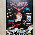 Beherit - Other Collectable - Vampire magazine