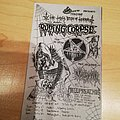 Rotting corpse - concert flyer Other Collectable