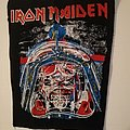 Iron Maiden - Patch - Iron Maiden - aces high back patch