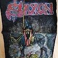 Saxon - Crusader patch