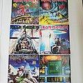 Iron Maiden - 12 collection Tape / Vinyl / CD / Recording etc