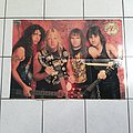 Slayer old poster