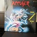 Accuser - who dominates Tape / Vinyl / CD / Recording etc