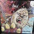 Hirax - Tape / Vinyl / CD / Recording etc - Hirax - raging violence