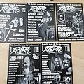Impaled Nazarene - Other Collectable - Ablaze - mags