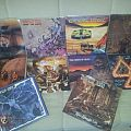 Other Collectable - Manilla Road LP Collection