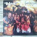 """Nosferatu - Tape / Vinyl / CD / Recording etc - Deathhammer / Nosferatu 12"""" Split LP"""