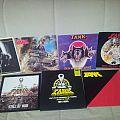 Tank - Tape / Vinyl / CD / Recording etc - Tank LP collection