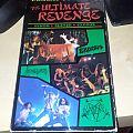Exodus - Tape / Vinyl / CD / Recording etc - Combat Tour - The Ultimate Revenge VHS