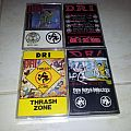 D.R.I Tape Collection Tape / Vinyl / CD / Recording etc