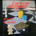 Jaguar - Tape / Vinyl / CD / Recording etc - Jaguar - Power Games LP