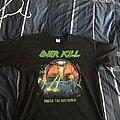 Overkill - TShirt or Longsleeve - Overkill - Under the Influence shirt