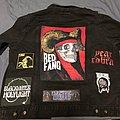 Mostly Psych/Stoner/Doom Battle Jacket