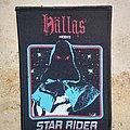 Hällas - Star Rider  Patch