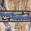Black Sabbath - Patch - Black Sabbath Mini Stripe