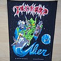 Tankard - Patch - Tankard - Alien Backpatch