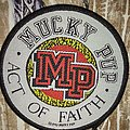 Mucky Pup - Patch - Mucky Pup - Act of Faith
