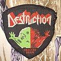 Destruction - Patch - Destruction - Cracked Brain