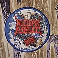 Nuclear Assault - Patch - Nuclear Assault - Handle with Care BOOTLEG