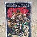 Iron Maiden - Patch - Iron Maiden - Deutschland patch