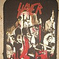 Slayer - Reign in Blood printed patch