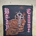 Body Count - Patch - Body Count for Nuclear Abuse