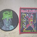 Iron Maiden - Patch - For southerncrossripper
