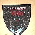 Hällas - Star Rider Shield  Patch