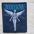 Nirvana - Patch - Very ugly Nirvana patch
