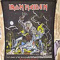 Iron Maiden - Patch - Iron Maiden - No Prayer On The Road - patch