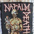 Napalm Death - Patch - Napalm Death - Utopia Banished