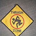 D.R.I. - Patch - D.R.I. Thrash Zone Patch