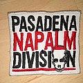 Pasadena Napalm Division  Patch