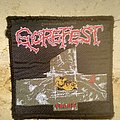 Gorefest - Patch - Gorefest - False Patch