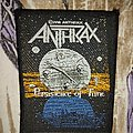 Anthrax - Patch - Anthrax - Persistence of Time
