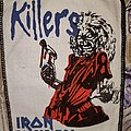 Iron Maiden - Patch - Iron Maiden - Killers Mini Backpatch