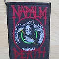 Napalm Death - Patch - Napalm Death - Life?