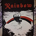 Rainbow - Patch - Rainbow - Rising Mini Backpatch