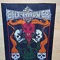 Bolt Thrower woven Backpatch