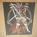 Slayer - Patch - Slayer - Show no mercy Backpatch