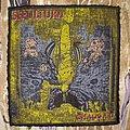Sepultura - Patch - Sepultura - Chaos AD
