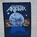 Anthrax - Persistence of Time  Patch
